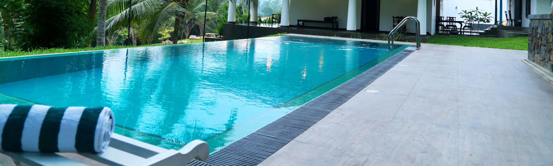 Sistema di filtrazione dell 39 acqua lo sapio pools - Realizzare una piscina ...