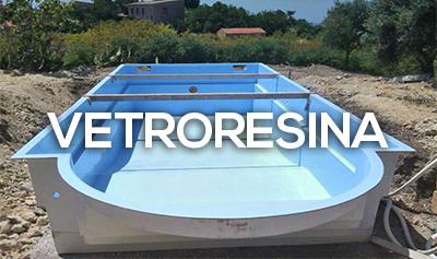 Piscine Vetroresina A Sfioro.Vetroresina Lo Sapio Pools Piscine Interrate Skimmer A